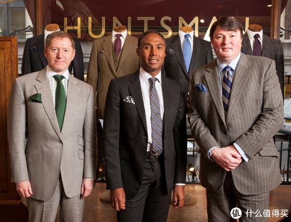 双排扣西装选购攻略 & Kiton、Huntsman、Hermes、RL紫标真人秀