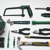 家用工具有它就好: SATA 世达 88件家用电钻套装使用评测