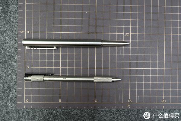 可办公可防身的小工具,TITANER 北斗 钛合金防卫笔
