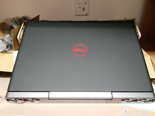 DELL 戴尔 新游匣Master-7567 笔记本电脑 开箱
