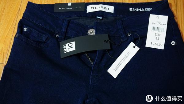 DL1961 Women\'s Emma Power Legging Jeans 女 牛仔裤