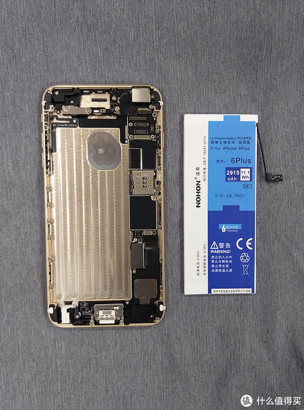 换个电池过大年:apple号码iphone6plus电池重生记苹果sim手机卡图片