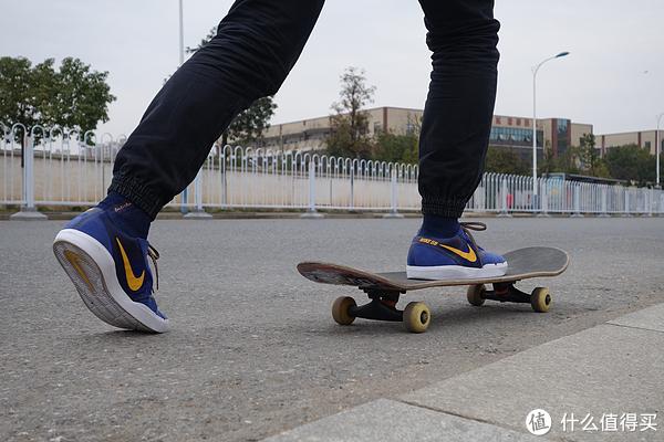 #本站首晒#这就是我要的滑板鞋! Nike 耐克 SB Koston 3 Hyperfeel晒单