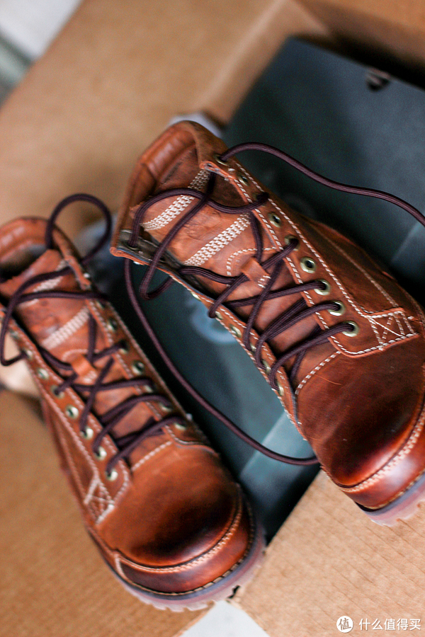 Timberland 添柏岚 15551男款男靴之初体验