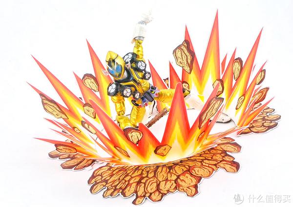 #本站首晒# 来做做手工吧---Dragon Horse出品PAPER-EFFECT 爆炸特效纸模