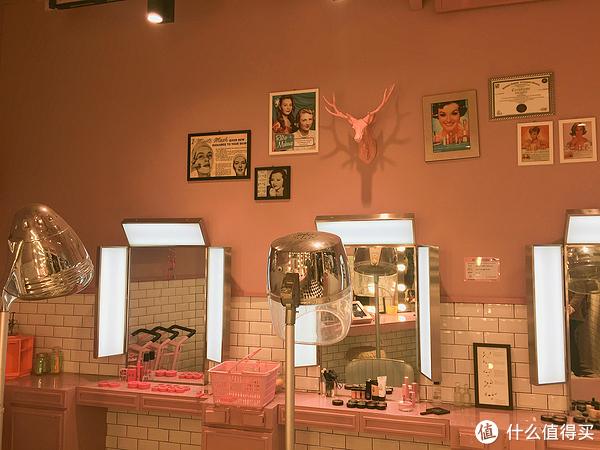 弘大Stylenanda总店化妆室