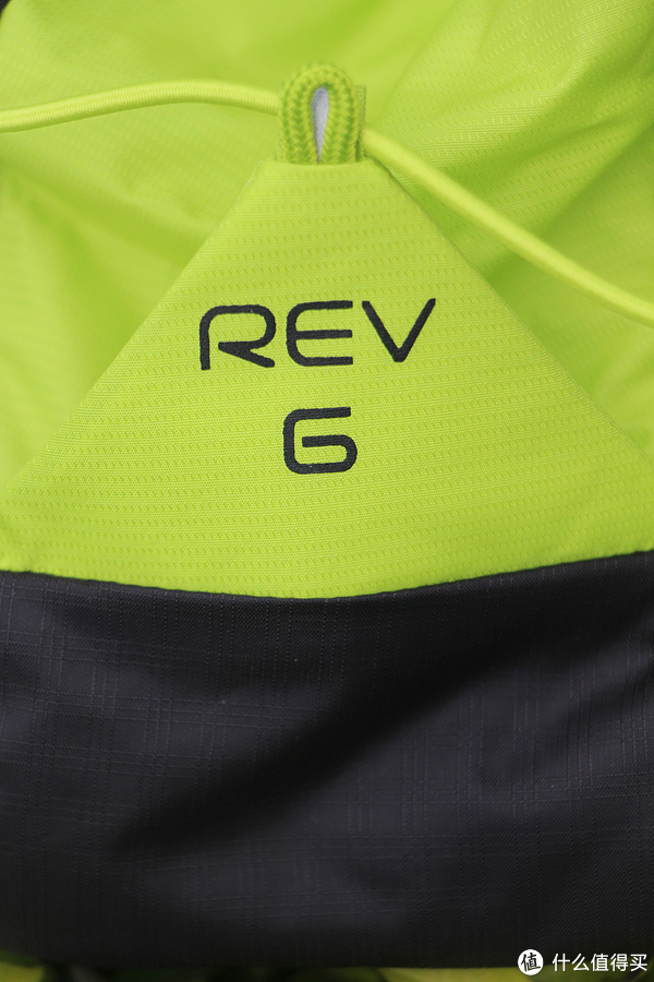 #本站首晒# OSPREY Rev 6 Hydraulics 越野水袋背包(彩蛋)