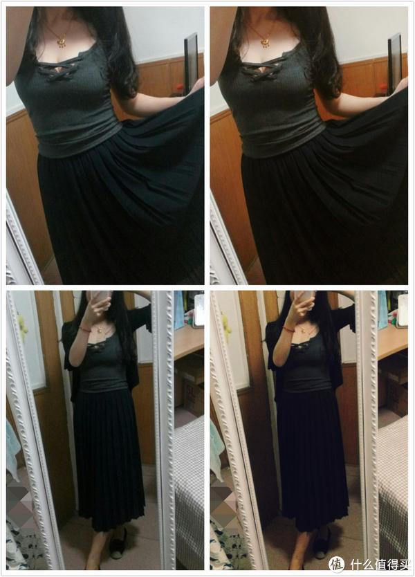 一条59块钱的优衣库长裙,我是如何从春穿到秋的(真人兽)
