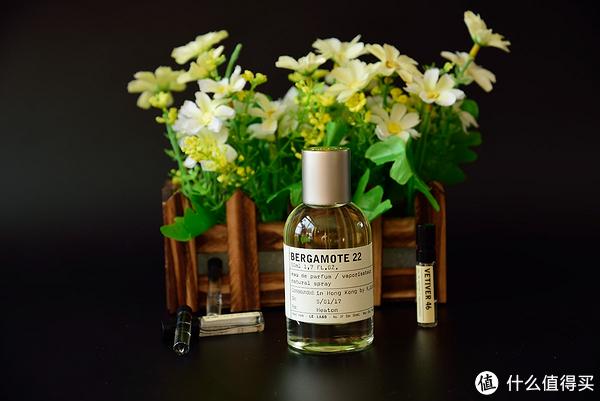 #本站首晒#高逼格的小众香水----Le Labo BERGAMOTE 22