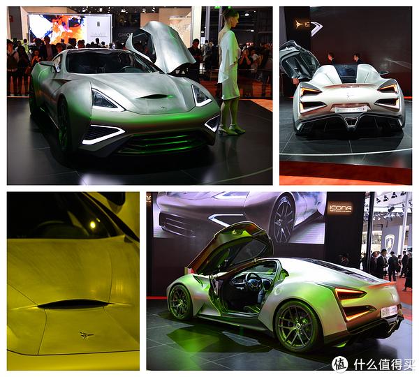 #2017上海车展# 半日看遍车展花 — 3小时逛车展攻略