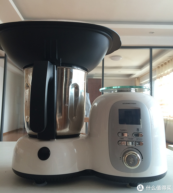 GOURMETMAXX 西餐厨师机 料理神器的开箱使用