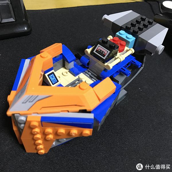 护卫队全员集结!lego 乐高 银河护卫队2系列套装拼装玩具图片