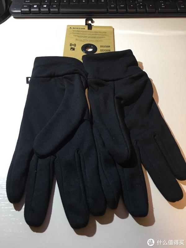 Burton Baker 2-In-1 Mitten 防水保暖滑雪二合一手套 开箱