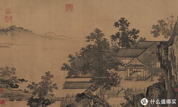 我们身边的传统文化——古代国画 篇三:宋元山水画