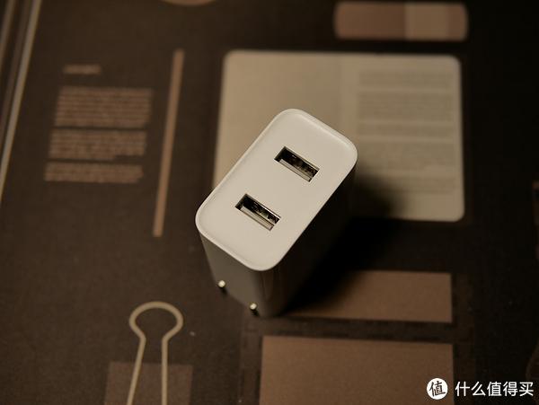 小米USB充电器(双口)使用简评