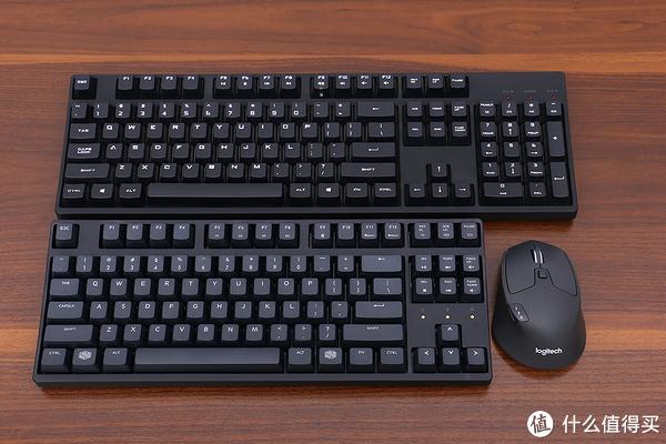 半价斐尔可,87 or 104?COOLERMASTER 酷冷至尊 烈焰枪87 V2 机械键盘 与 烈焰枪XT 对比体验