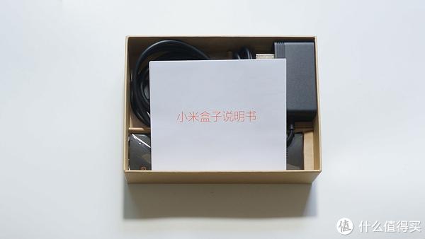 MI 小米电视盒子3C 开箱试用