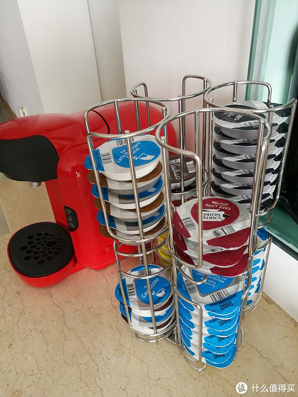 咖啡胶囊架