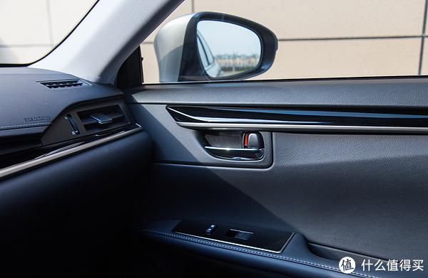 雷克萨斯ES200钛银精英版购车记录