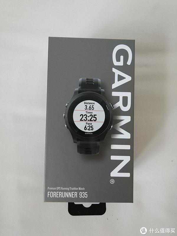 全能铁三表Garmin Forerunner 935  使用评测 篇一:一个选择困难症患者的运动手表选择路