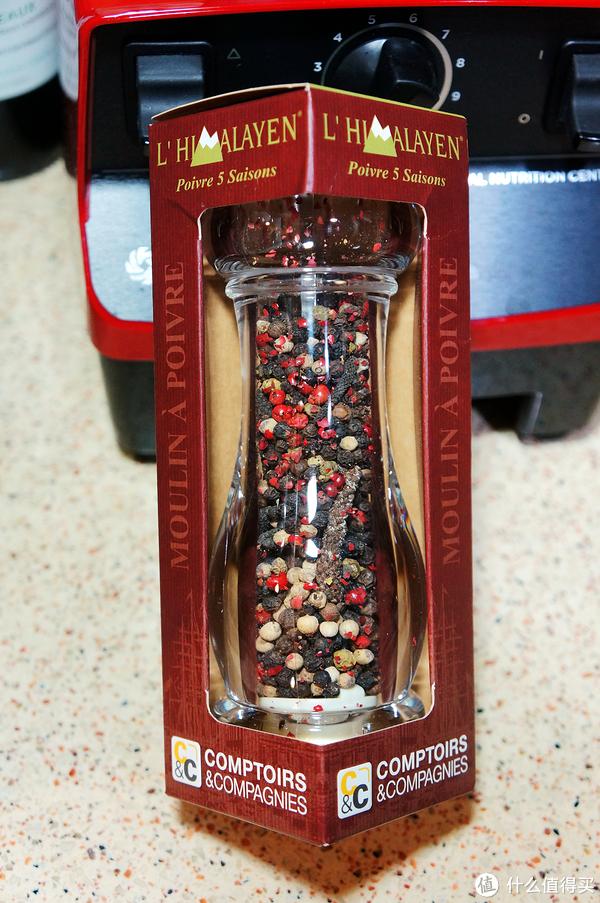 #本站首晒#2000块一斤的胡椒长啥样?La Collina Toscana 胡椒研磨器晒单&彼洋美食奖品Show
