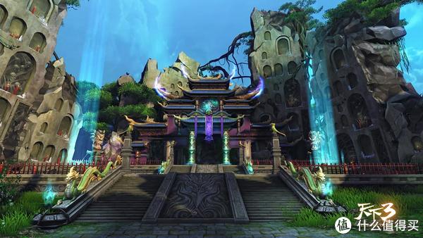 玩转《天下3》— msi 微星 宙斯盾3 台式游戏主机 测评