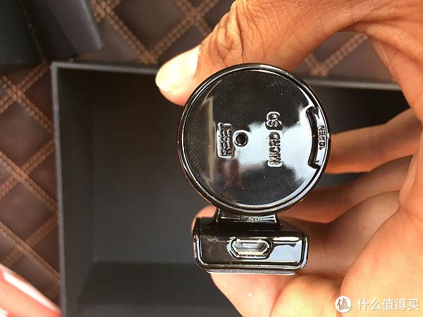 盯盯拍 mini2 行车记录 开箱及安装体验