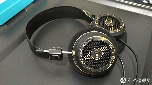 粗犷的美国之音——GRADO 歌德 SR80e 头戴式HIFI耳机 评测+外观改装