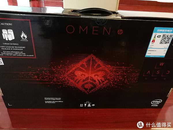 高考完的礼物— HP 惠普 暗影精灵III代 15.6英寸游戏笔记本