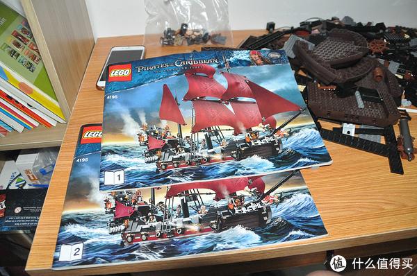 单反毁一生,LEGO穷三代 篇八十九:LEGO 乐高 4195 Queen Anne's Revenge 安娜女王复仇号
