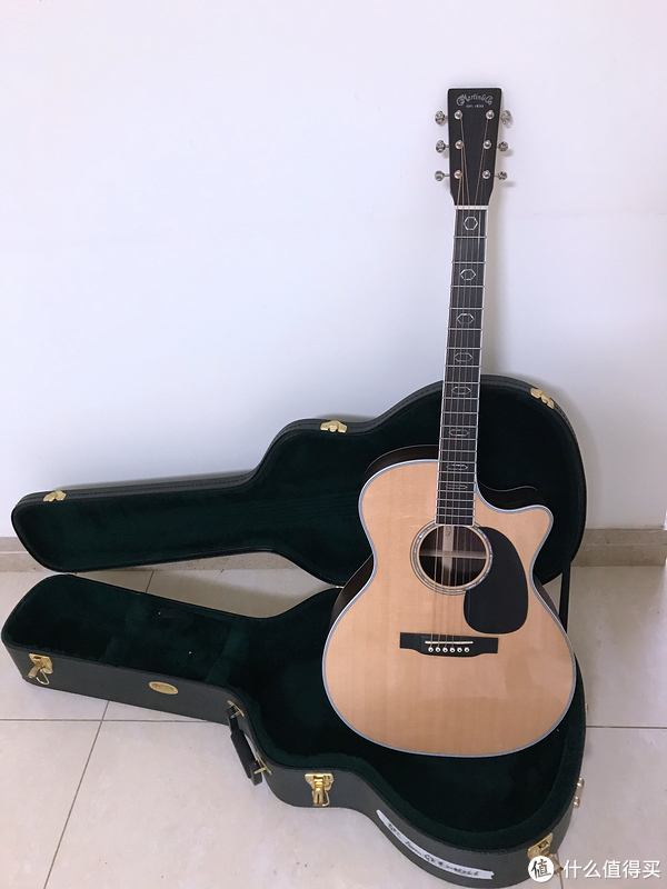 入手 Martin 马丁 吉他特别版 gpc aura gt,附马丁PA艺术家系列详细介绍
