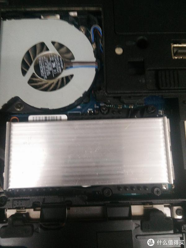 HP8470P系列文章——炎热的夏天不给笔记本来个散热? 篇二:45元--散热改装