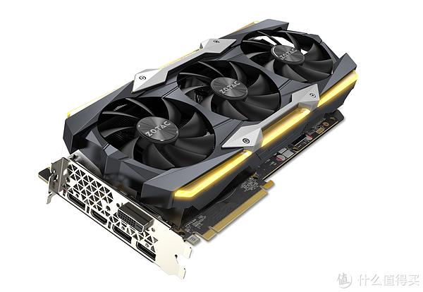 外星人折腾日记 篇四:ZOTAC 索泰  GeForce GTX1080Ti AMP Extreme 卡皇降临