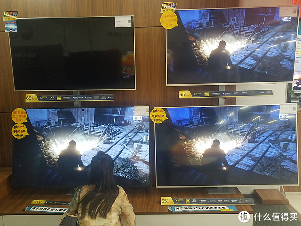 #本站首晒# SONY 索尼 KD-65X8500E 65英寸 4K液晶电视安装流水及F350挂架实测