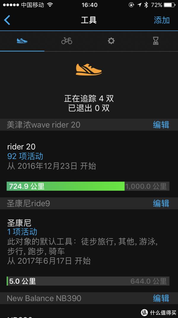 原来依旧低调 — 我的Mizuno美津浓 wave rider 20 开箱评测
