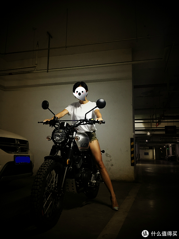 Please Call me Rider — 大叔追风记 龙嘉V咖 摩托 篇二:它的名字叫Latte