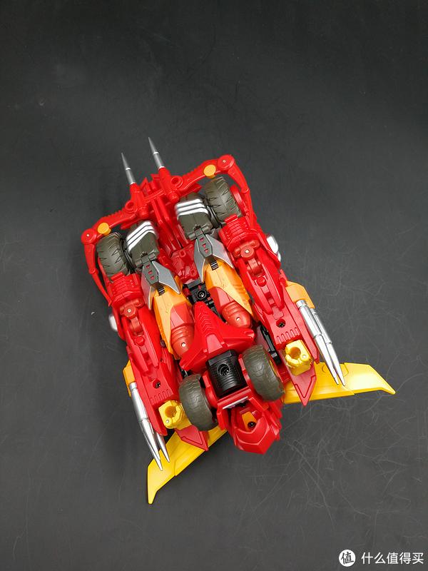 变形金刚玩具 篇113:失落之光——MMC 热破/补天士