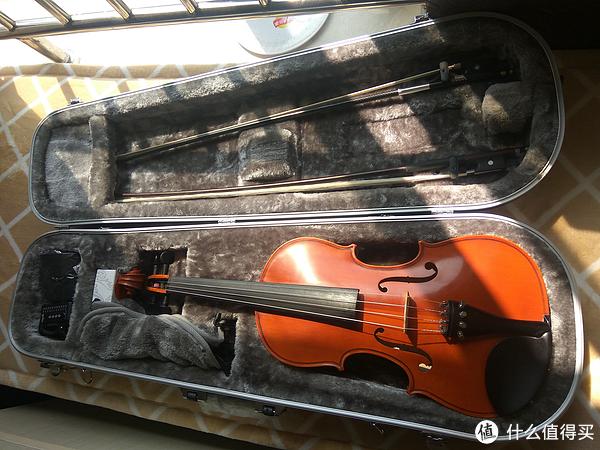 凑一起能加buff?YAMAHA 雅马哈 CBB101小提琴弓