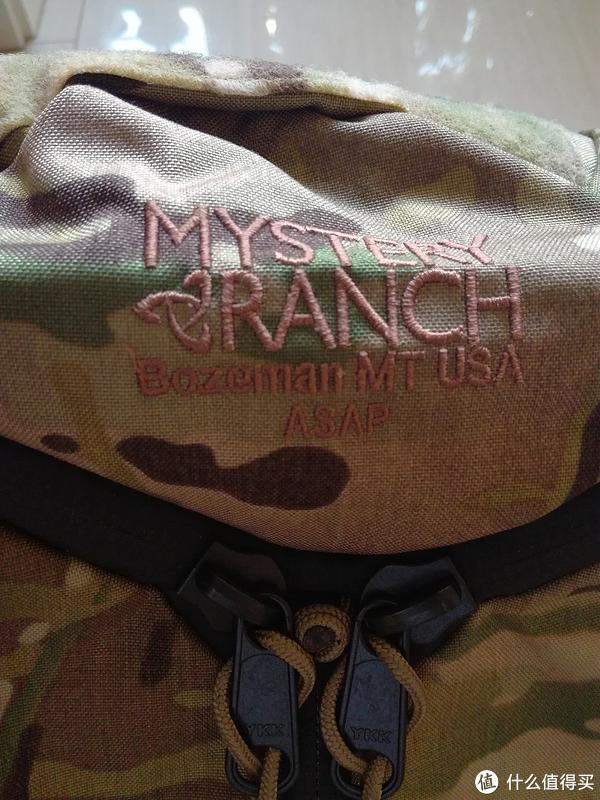 神秘农场背包三连发 篇一:神秘农场 ASAP MC配色 M/L背负 坎坷的购物经历