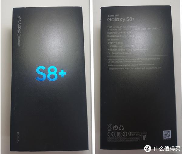真的值得买?S8+港版开箱+验机+联保