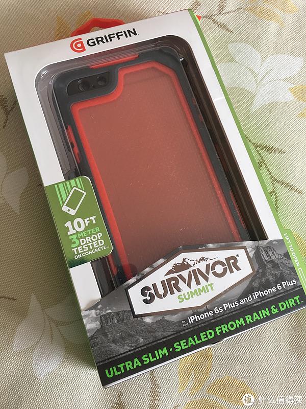 三防壳 戒不了毒 再入Griffin Survivor Summit 手机壳