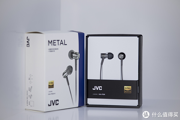 #原创新人#千元内听流行摇滚ACG值得一试:JVC FD8 开箱分享