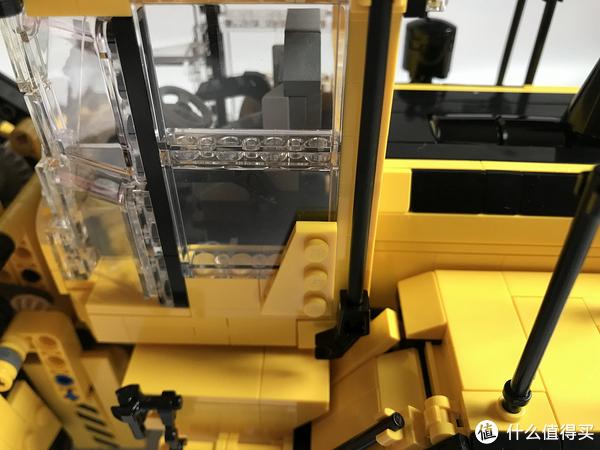 遥控乐高拼拼乐-我不是42030——LEGO 乐高 MOC-3799 VOLVO L250G 轮式装载机