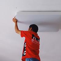 超大尺寸,客厅专用:Yeelight皓石LED吸顶灯Pro众测体验