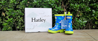 雨天的童趣——Hatley儿童雨鞋简评