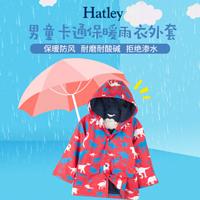 不止防雨,也可随行,Hatley儿童雨衣