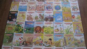 满满一箱子——《小小牛顿幼儿馆》套装60册