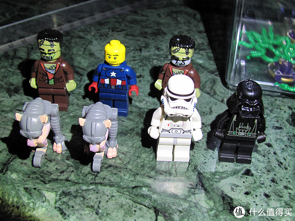 我所了解的LEGO乐高系列玩具