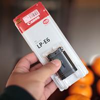 我们为啥要买原装货?易迅买了块佳能单反原装电池LP-E6