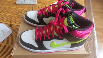 处男晒——骚色 Nike 耐克 NIKE SPORTSWEAR 男 复克 休闲运动鞋 317982